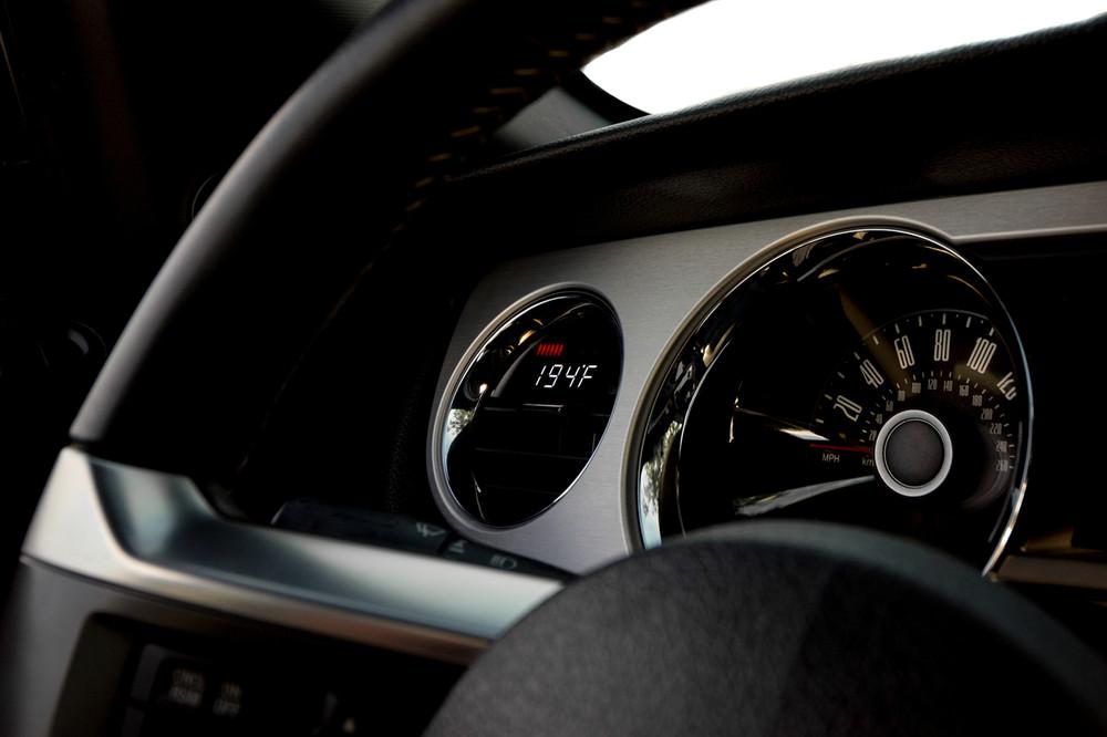 Mustang Gen 5 P3 Gauge dash photo