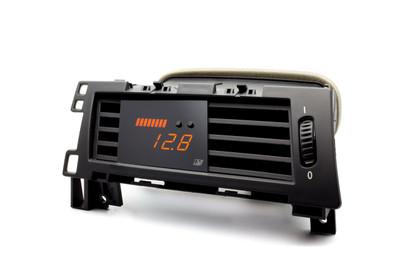 BMW E60 - P3 Boost gauge