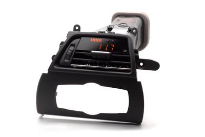 BMW F12 - P3 Boost gauge