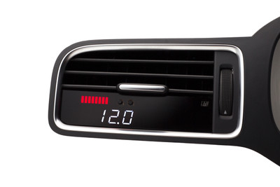 Jetta MK6 Sedan P3 Gauge in vent