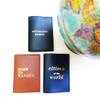 Passport Sleeve: Citizen of the World Black