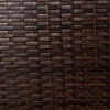 Deluxe 3PC Rattan Wicker Bar Set with Cushions, Bar and 2 Stools Set