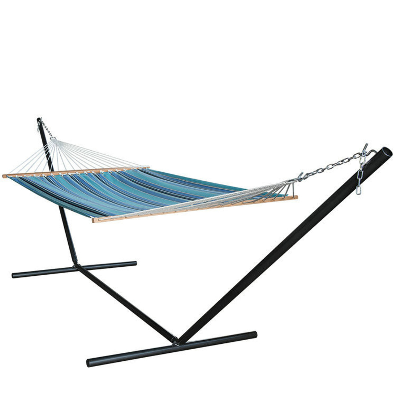 all weather sunbrella fabric hammocks with spread bar and handcrafted polyester rope for two person all weather sunbrella hammocks with spread bar for two person 450      rh   sundaleoutdoor