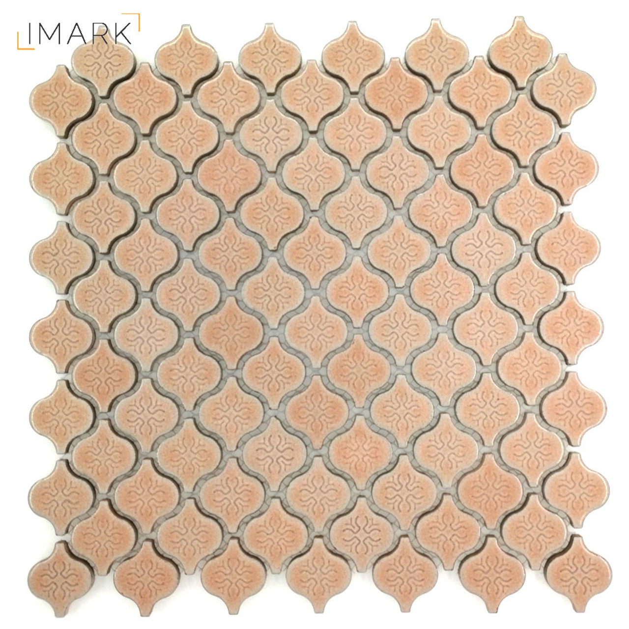 Lantern glazed ceramic tile mosaic mesh mounted for kitchen mini lantern glazed ceramic tile mosaic mesh mounted for kitchen backsplash cl353803 dailygadgetfo Gallery