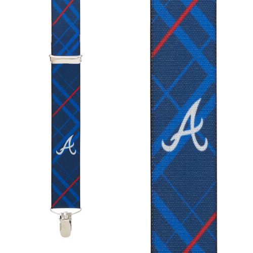 Atlanta BRAVES MLB Team Suspenders