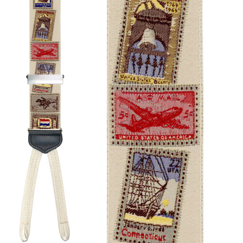 Stamp of Approval Limited Edition Braces