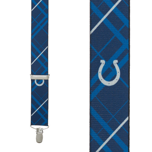 Indianapolis COLTS Football Suspenders