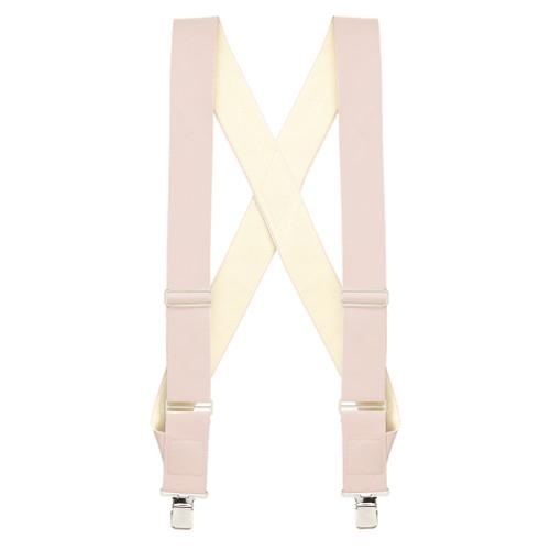 Undergarment Suspenders - SIDE CONSTRUCTION Clip