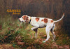 Charles Frace 'On Point' Dog Hunting Canvas Artist Proof L/E