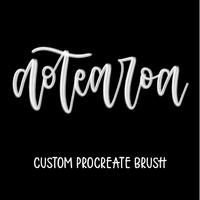 Aotearoa Brush