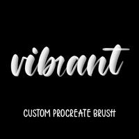 Vibrant Brush