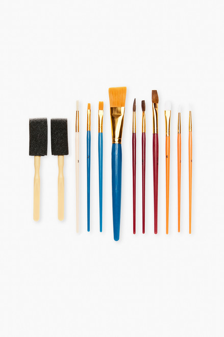 Artist Brush 12 pc. Set