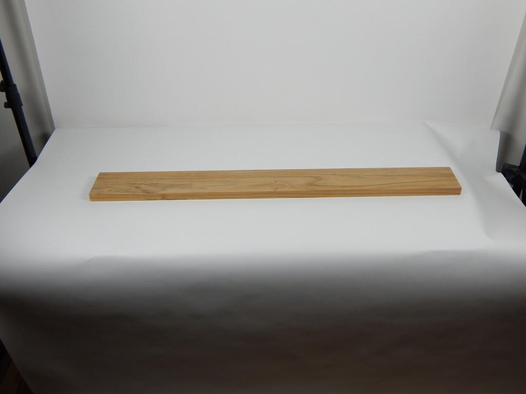 "Solid Teak Lumber Plank-7/8 x 4 x 36"" (3 feet)"