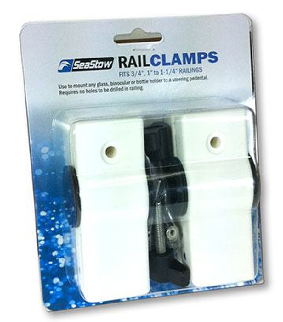 Quick Mount Rail Clamps