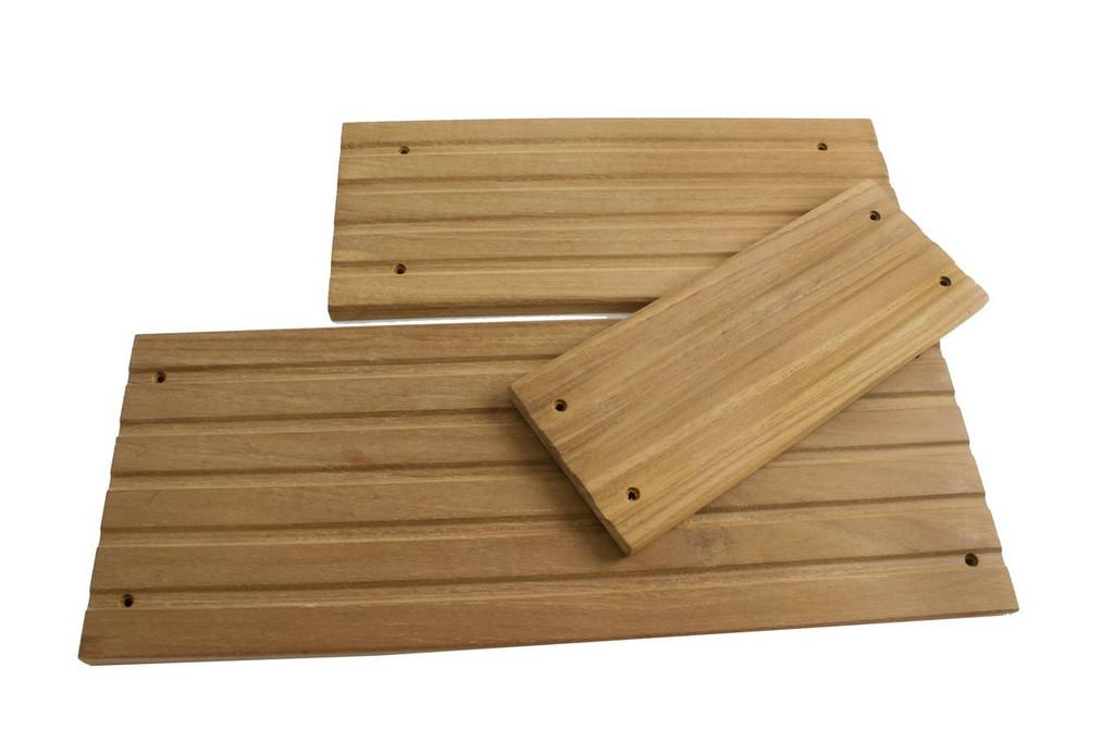 Teak Deck Steps