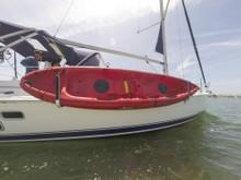 YAKRAX Kayak Storage System