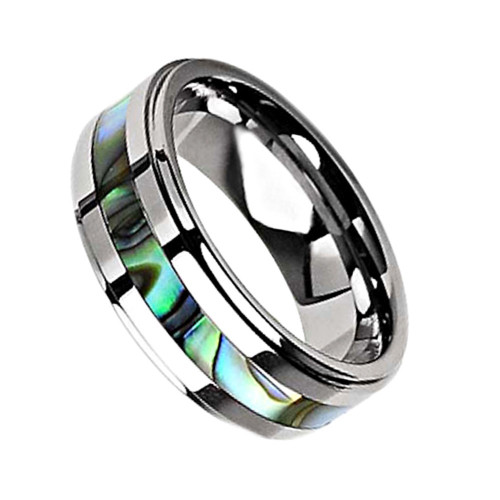 Womens Wedding Bands Color Silver Page 1