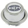 Empi 10-1106 Extra Tall Replacement Chrome Center Cap For Sprintstar/Riviera/914 Wheel