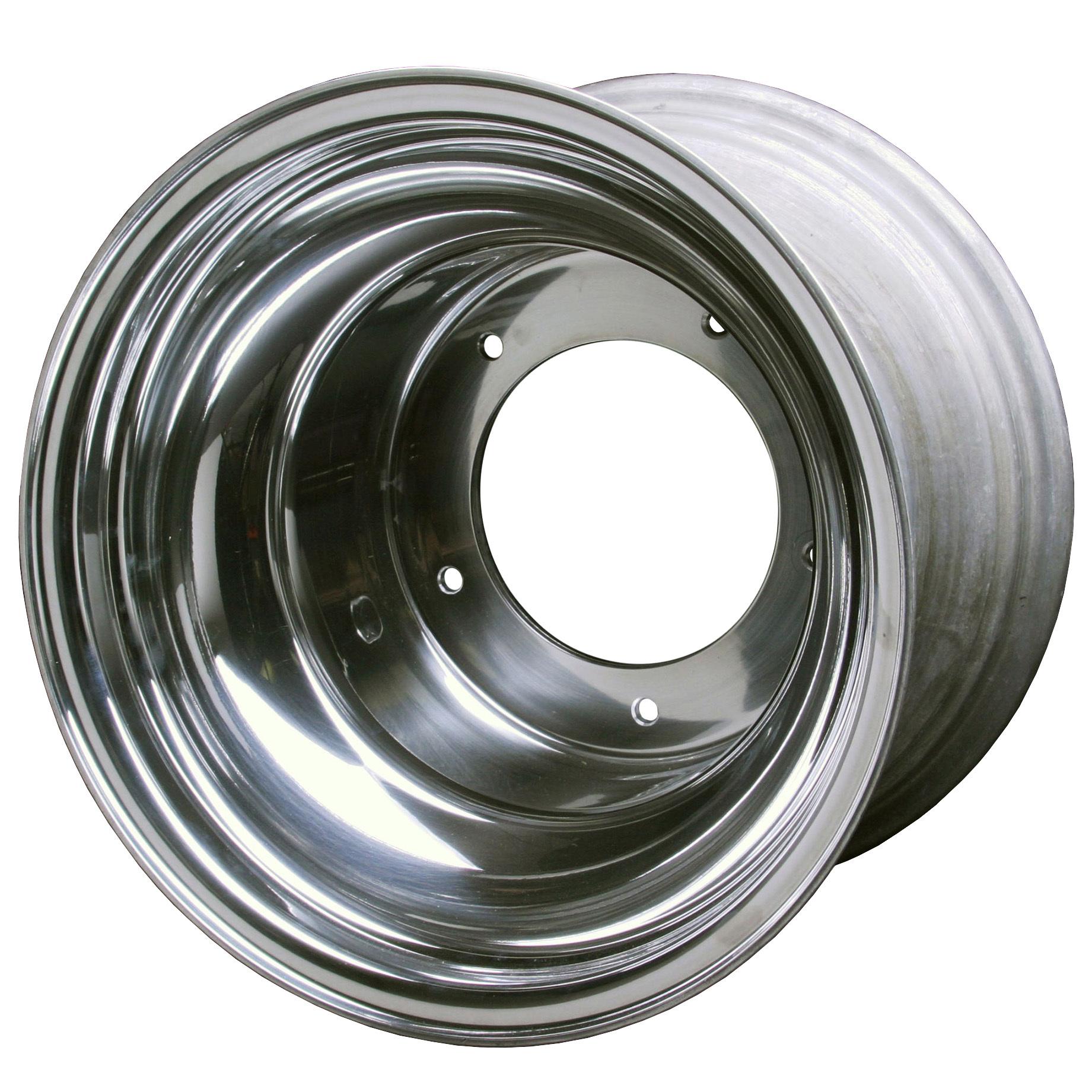 CMS Welded Aluminum Wheels