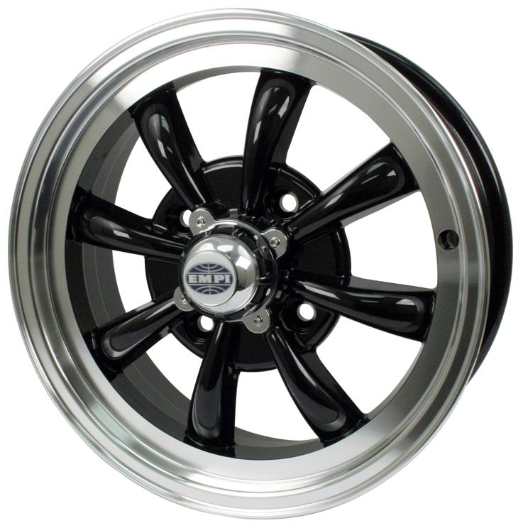 Empi GT 8 Spoke Vw Wheels