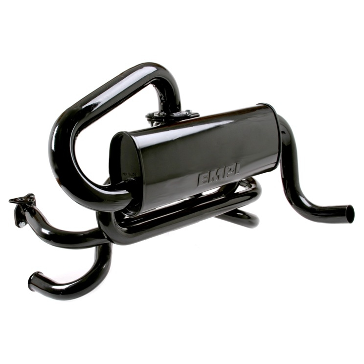 Vw Premium Off Road Exhaust Systems
