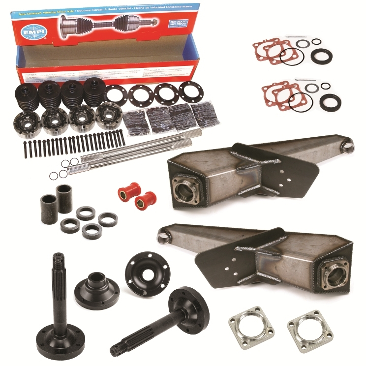 Rear Vw Suspension Kits