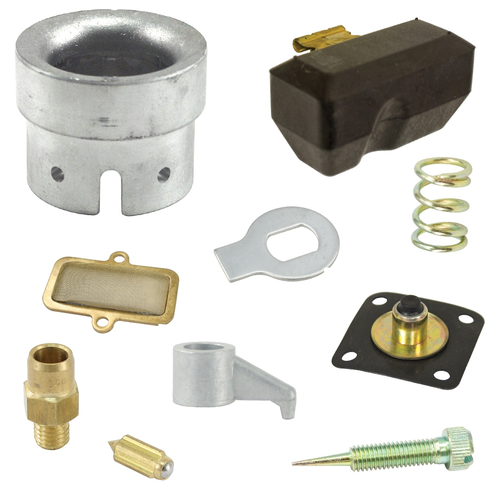 Carburetor Jets And Misc Parts