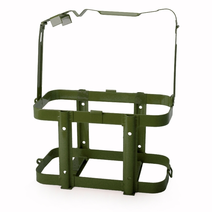 Jerry Can Rack & Misc