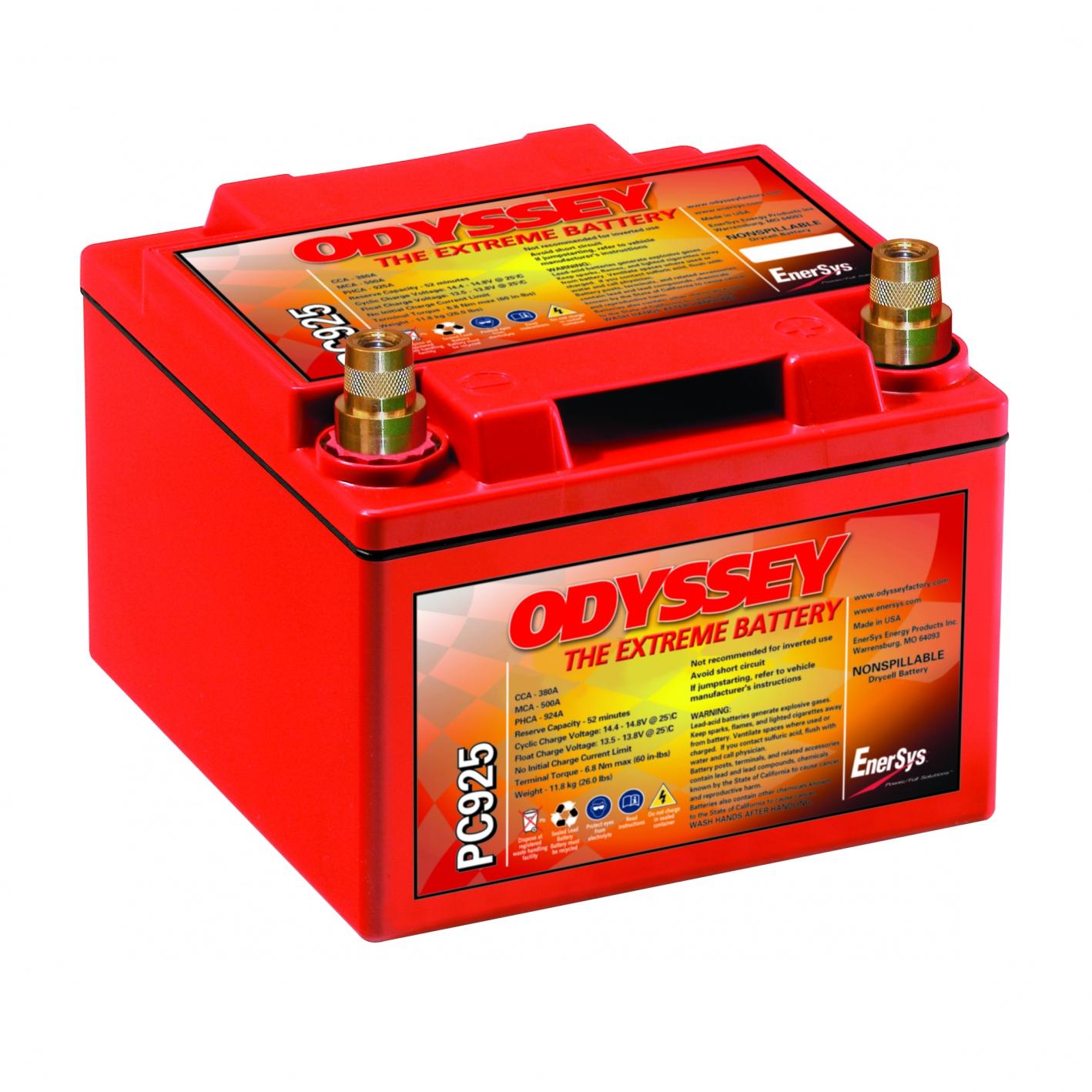 Batteries & Boxes