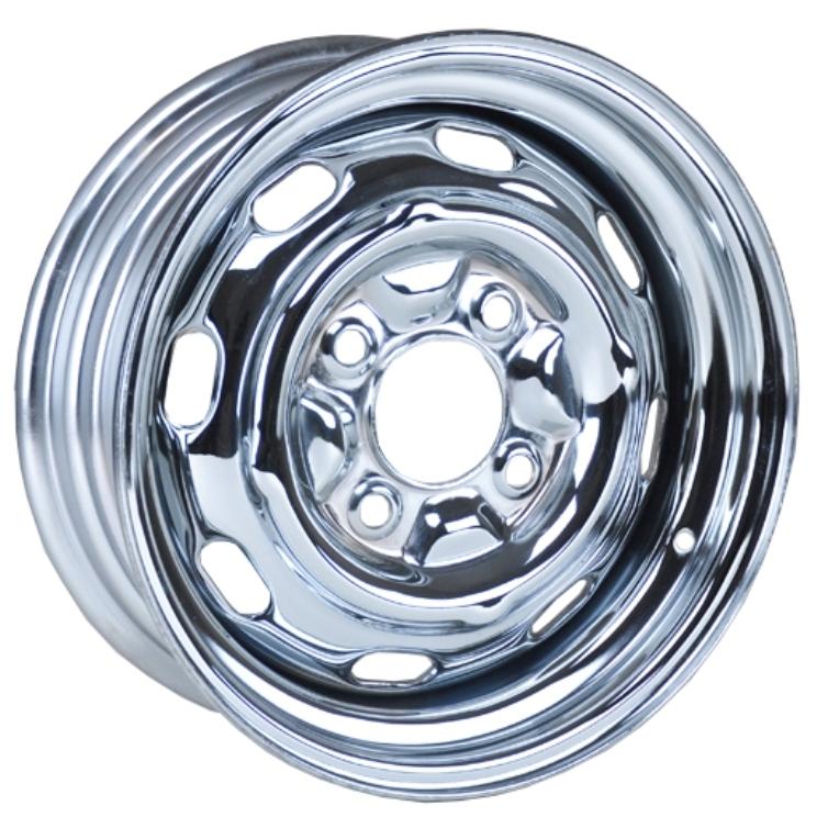 Stock Chrome Vw Wheels