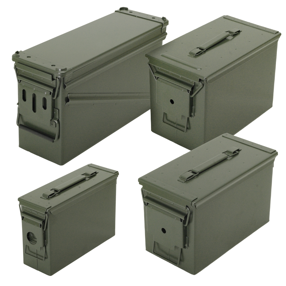 Ammo Box Or Tool Box