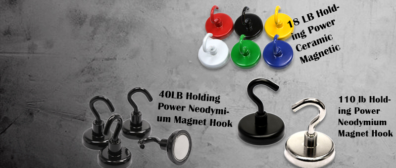 Magnetic Hooks, push pin magnets all super strong
