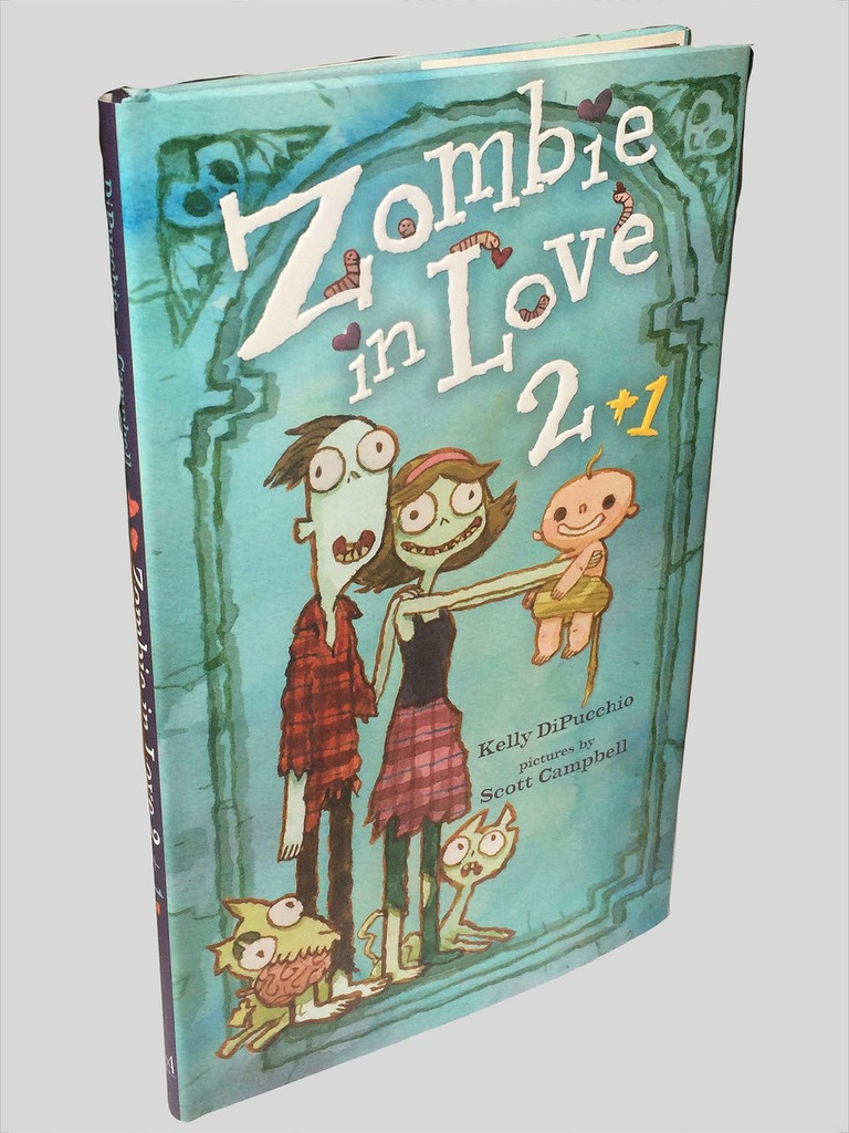 Zombie In Love 2 +1