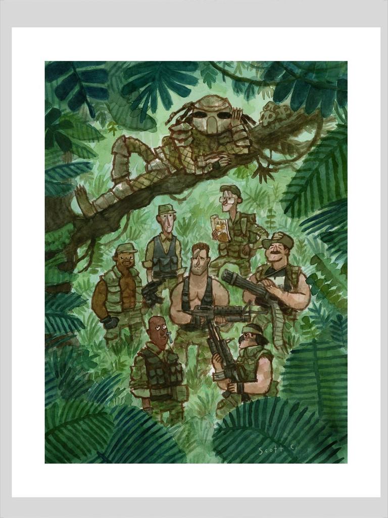 Jungle Moments