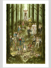 Forest of Things print