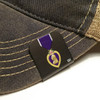 Brim-it Purple heart
