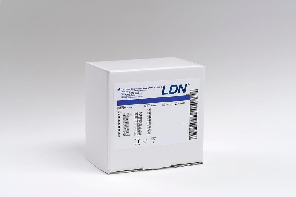 ELISA for 96 determinations of Norepinephrine (Noradrenaline)