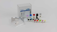 The S100B ELISA kit is to be used to detect and quantify protein levels of endogenous S100B. The assay recognizes human S100B.