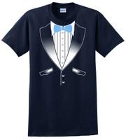 World Cup Tuxedo T-Shirt - Argentina