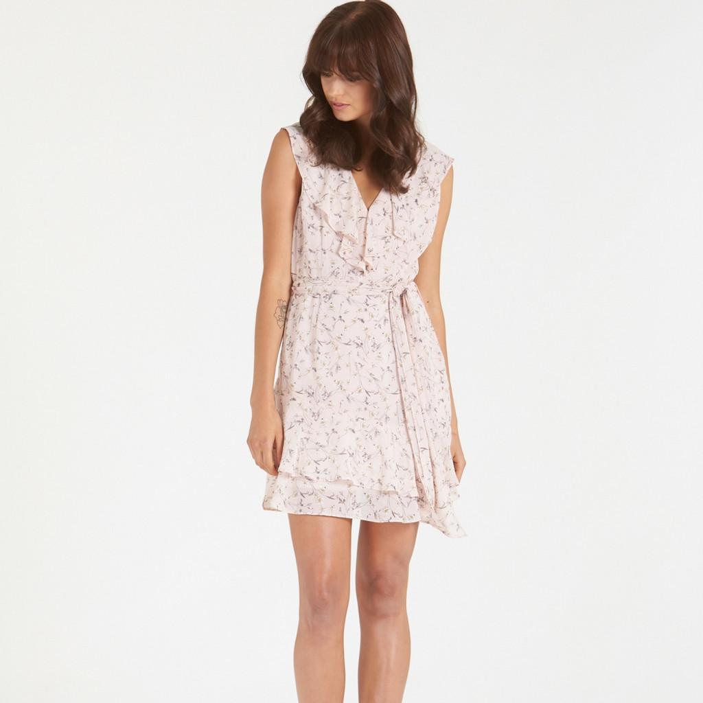 Women's Dresses Australia | Marni Print Mini Dress | AMELIUS