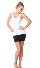 Women's Tops | Mia V-Neck Tank | BETTY BASICS