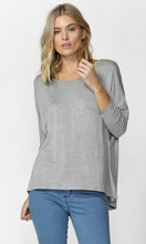 Women's Tops Australia | Milan 3/4 Sleeve Top | BETTY BASICS