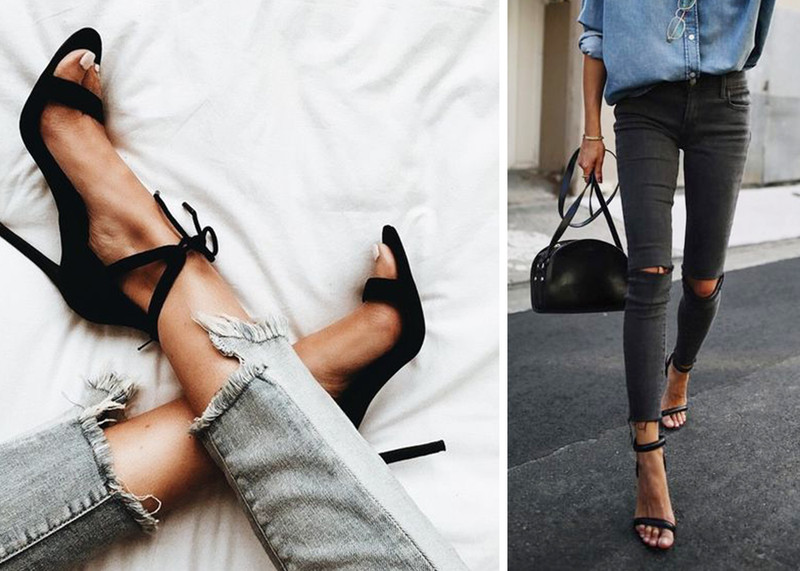 Style Tips: How To Dress Up Denim