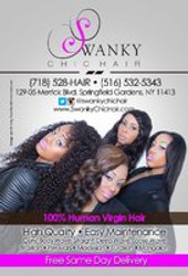 SWANKY CHIC HAIR BOUTIQUE GRAND OPENING IN QUEENS NY
