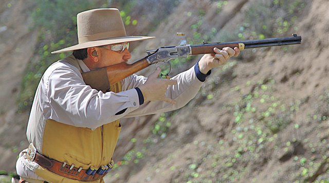 Tips for How to Hold, Aim and Shoot a Lever-action Rifle