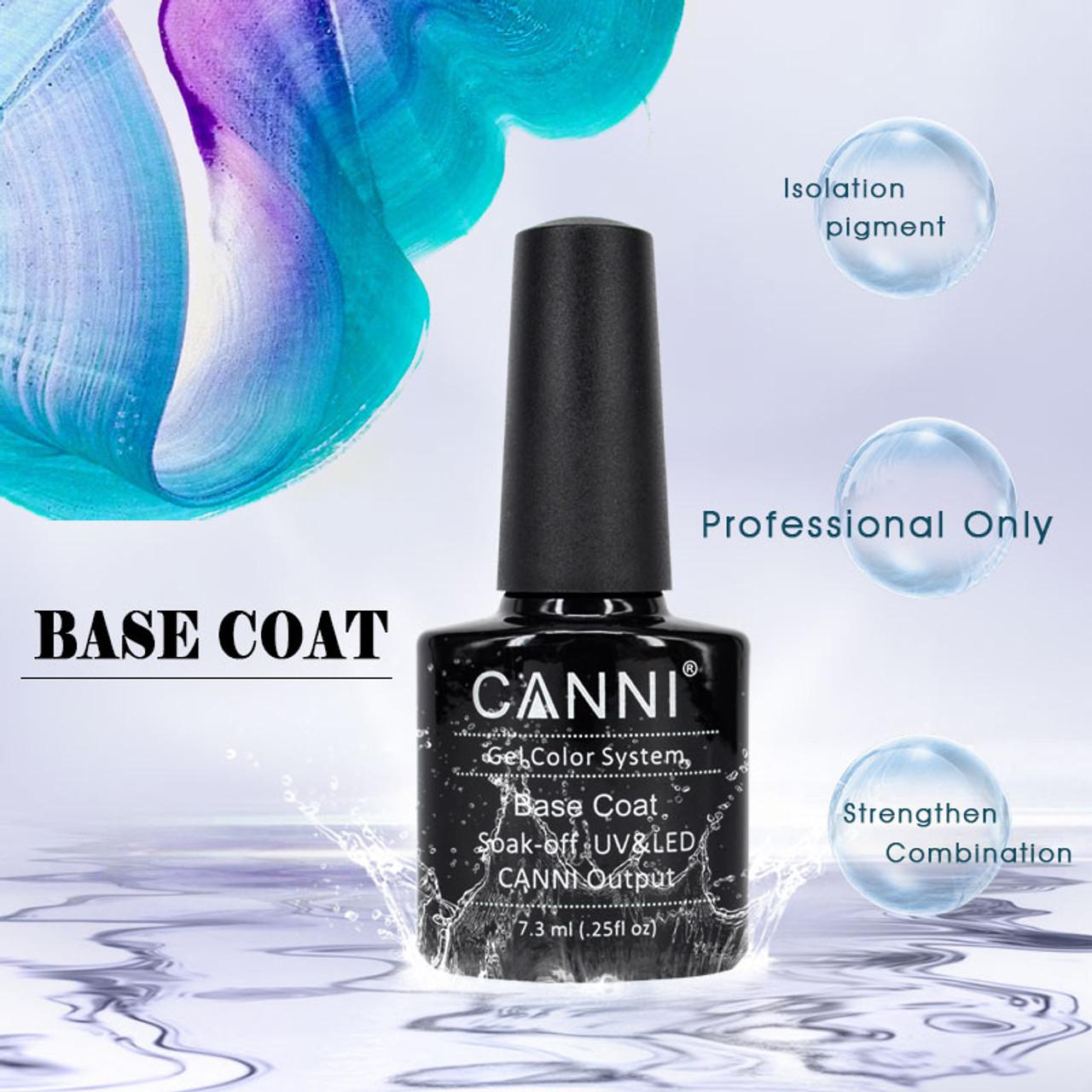 Canni UV/Led Base Coat - Fashion Mouse
