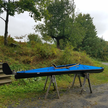 Sail Your Kayak now stocks the 13' Ute by Long Haul