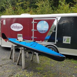 "15' 9"" Long Haul Mark 1 Classic Folding Kayak"