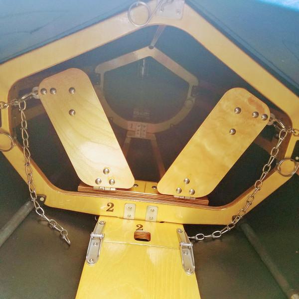 Long Haul Rudder Kit