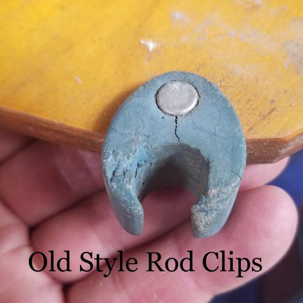 Folding Kayak  Rod Clips